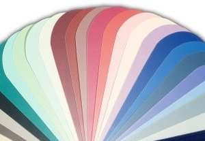 Farbenpass Fächer